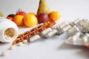 Kosttillskott och frukter