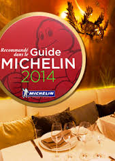 Michelin Guiden 2014