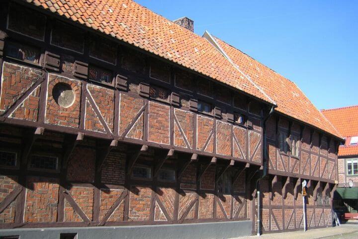 Pilgrändshuset i Ystad från sent 1400-tal